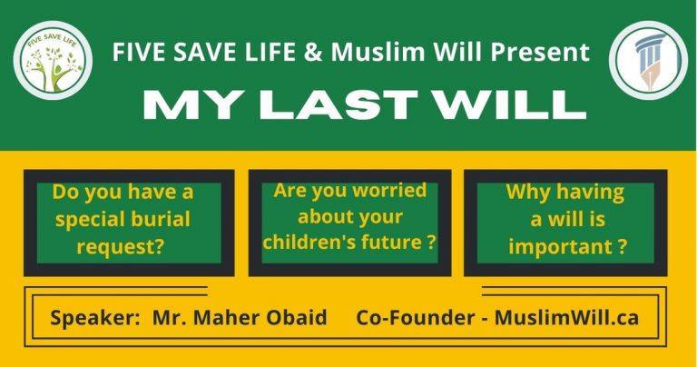 My Last Will FB